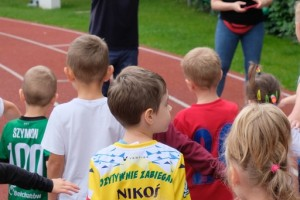 kleszczowska dziesiatka dzieci start 15