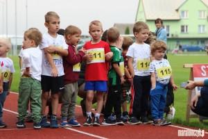 kleszczowska dziesiatka dzieci start 38