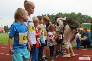 kleszczowska dziesiatka dzieci start 40