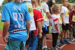 kleszczowska dziesiatka dzieci start 41