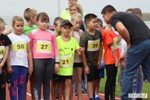kleszczowska dziesiatka dzieci start 47
