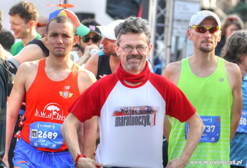 maraton polowka warszawa 2021