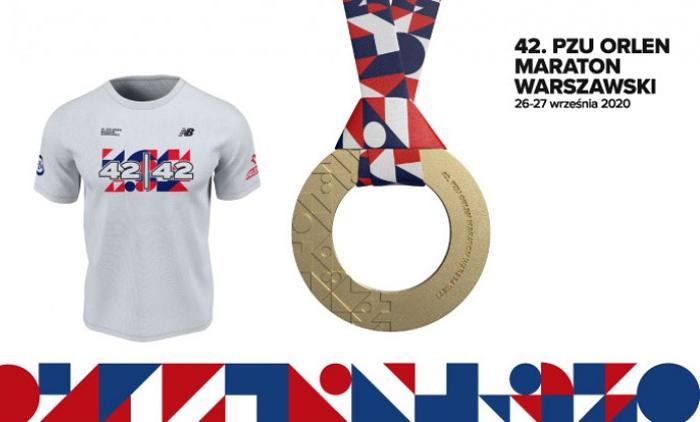 medal i koszulka mw 2020
