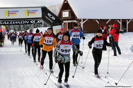 Klasyk kontra łyżwa, czyli Salomon Nordic Sunday w liczbach
