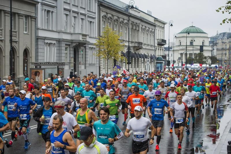 Fundacja Maraton Warszawski fot. 2