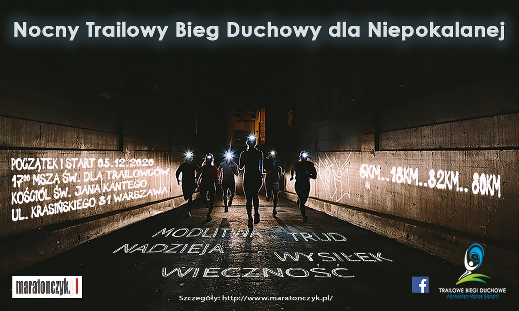 Trailowe Biegi Duchowe 20201