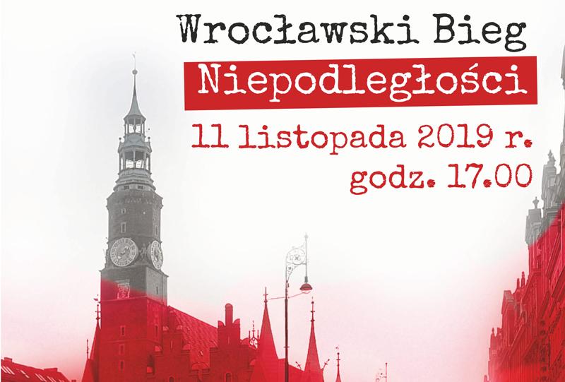 Wrocław świętuje Dzień Niepodległości Na Biegowo Dziś O 11