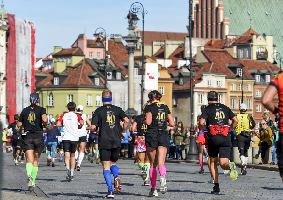 fundacja maraton warszawski