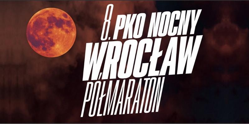 8 PKO Nocny Wroclaw Polmaraton