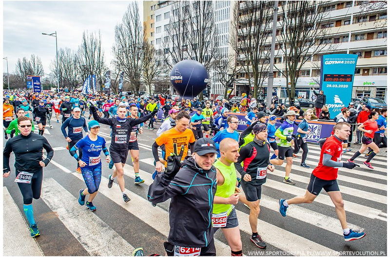Gdynia Polmaraton 2020 fot