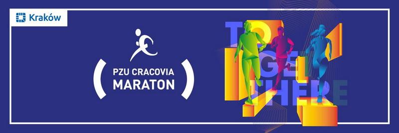 PZU Cracovia Maraton baner