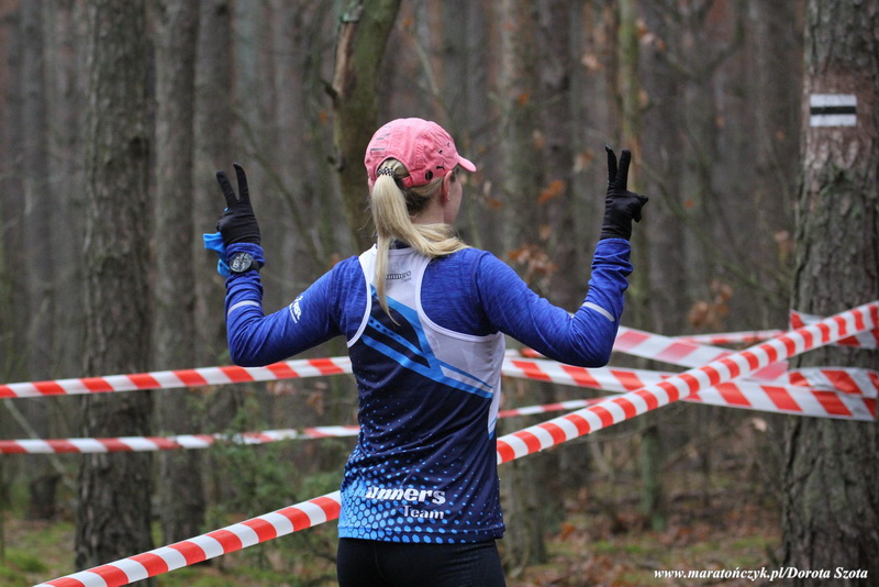 bieganie lesne