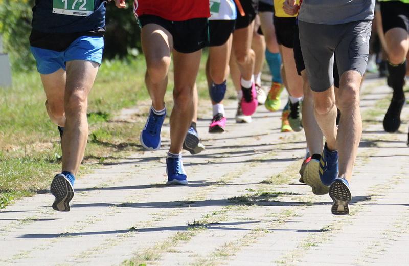 bieganie nozki