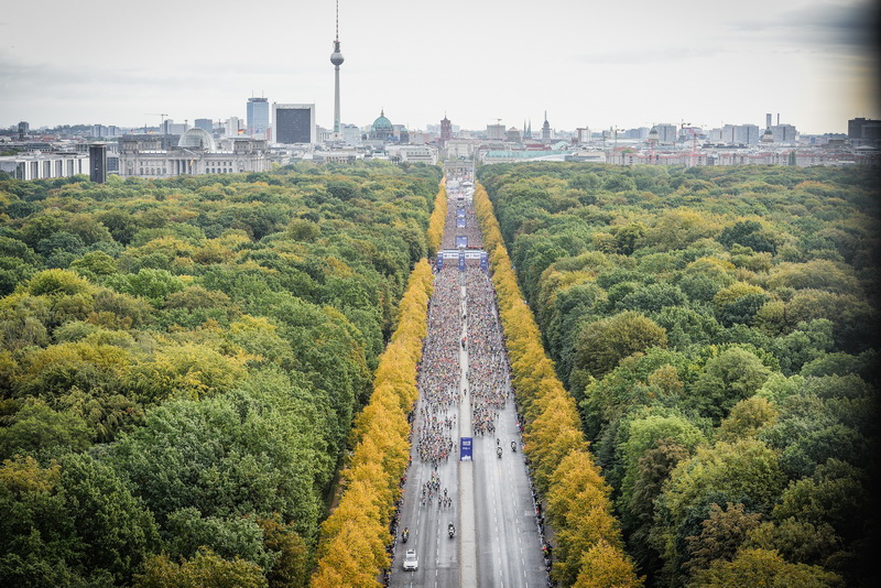 bmw berlin marathon 2019 1 start maly
