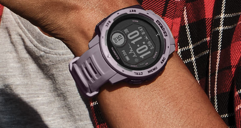 garmin lifestyle