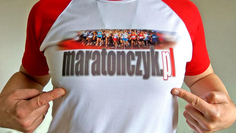 koszulka maratonczyk