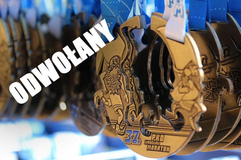 maraton wroclaw odwolany