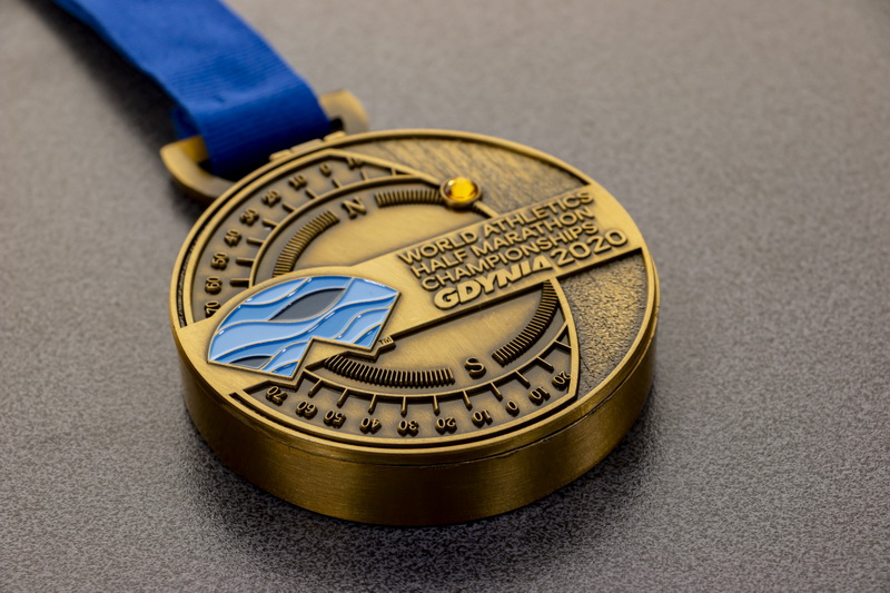 medal ms gdynia