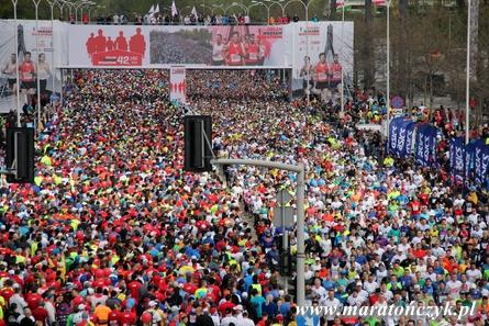 orlen warsaw marathon w 25