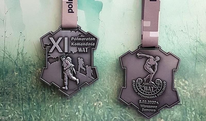 pol komandos medal