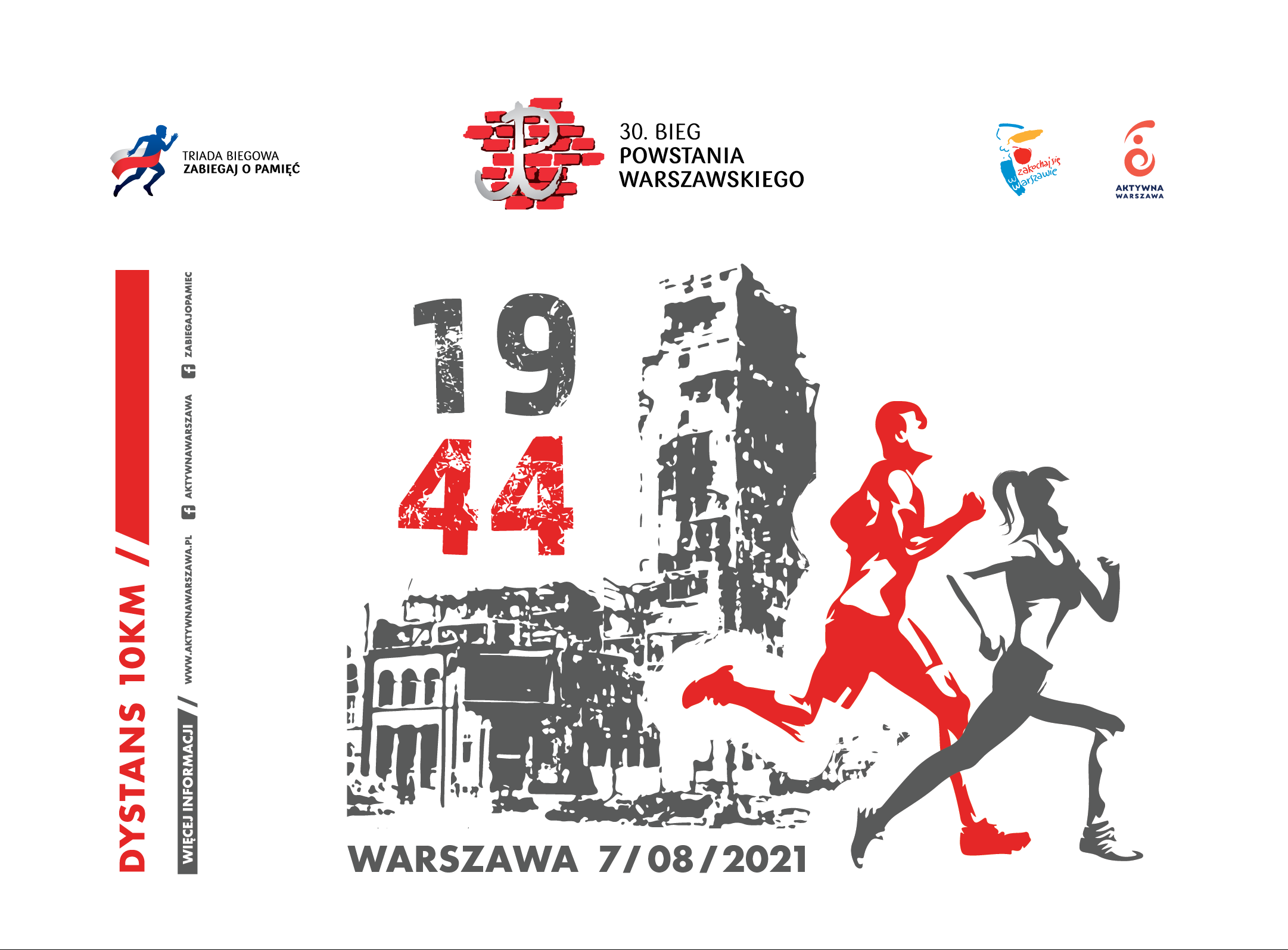 30. Bieg Powstania Warszawskiego