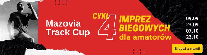Mazovia Track Cup top