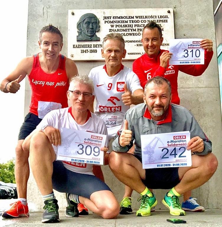 ORLEN e maraton 2020 209 834 1200 800 100