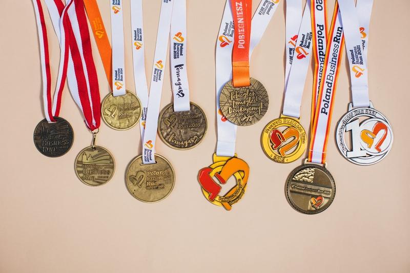 br medale z 10 edycji