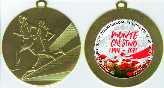 medal Cassino