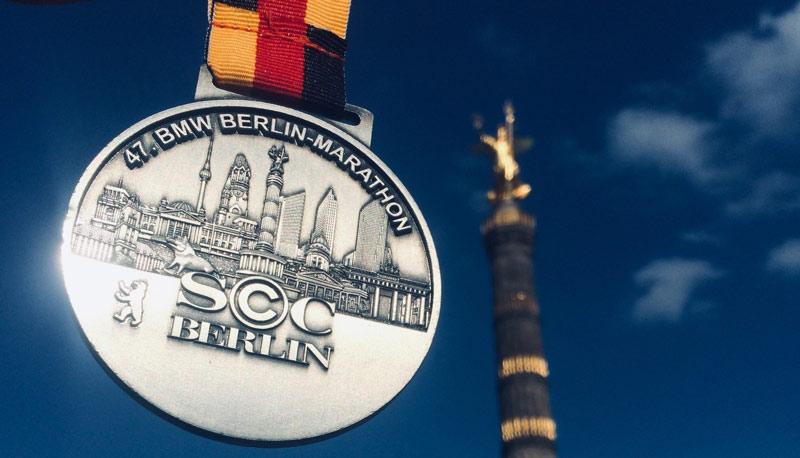 medal berlin 2021