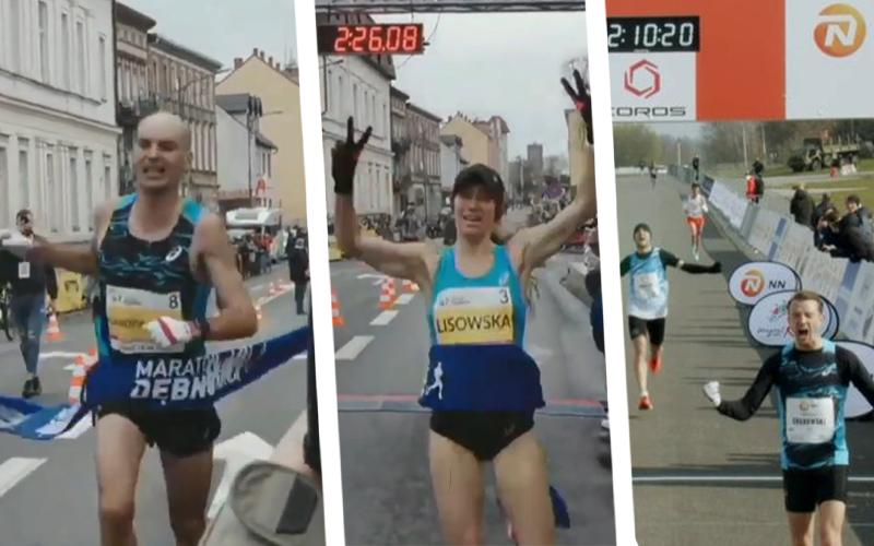 podsumowanie maraton debno enshede
