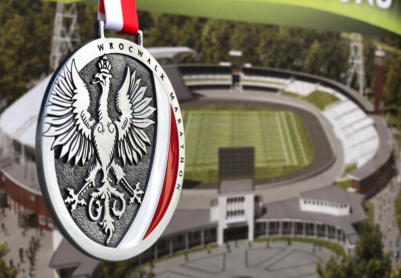 wrocwalk medal 2021